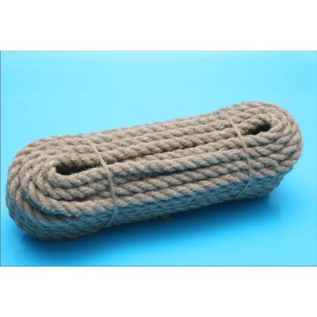Corda di canapa diametro 10mm
