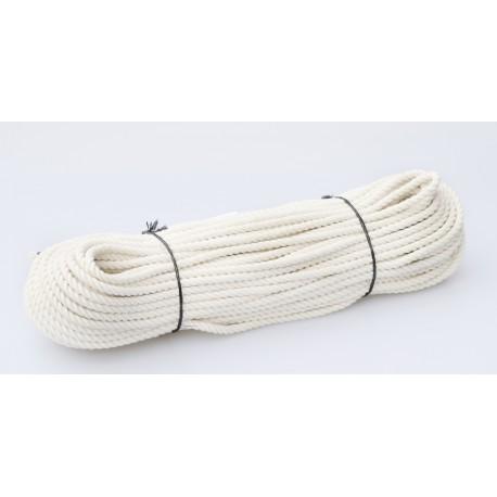 Corda di cotone diametro 6mm